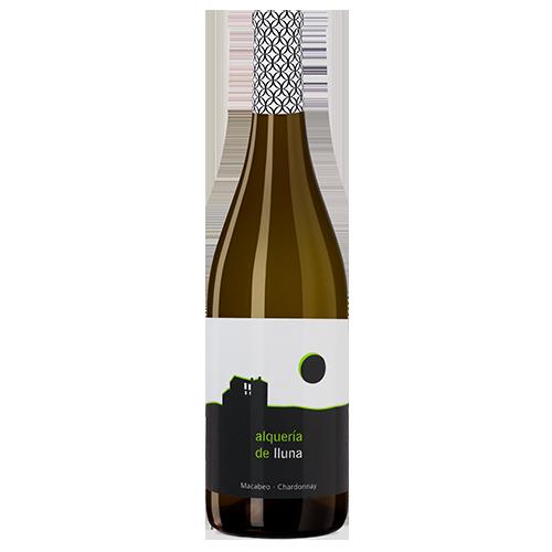 Alqueria-de-Lluna-Blanco-Macabeo-Chardonnay-Bodega-La-Vina-DO-Valencia-Spain