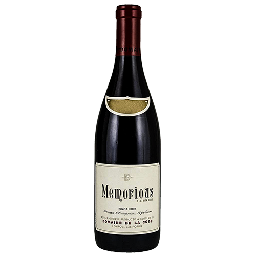 Memorious-Pinot-Noir-Doamine-de-la-Cote-Santa-Rita-Hills-USA