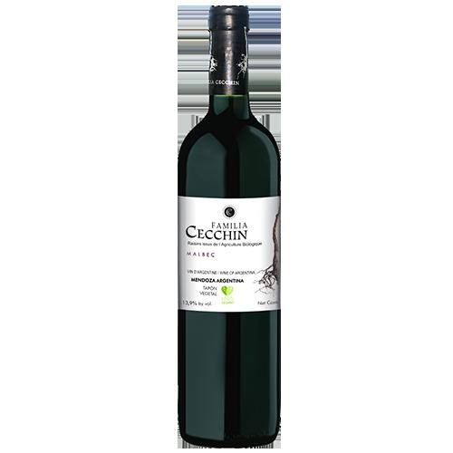 Organic-Malbec-Familia-Cecchin-IG-Mendoza-Argentina
