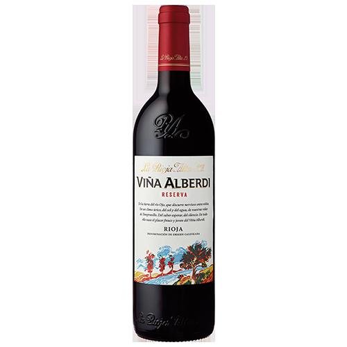 Reserva-Vina-Alberdi-Tempranillo-La-Rioja-Alta-Rioja-Spain
