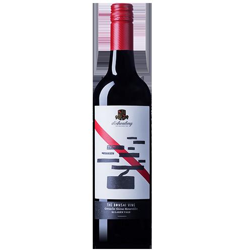 The-Bonsai-Vine-Grenache-Shiraz-Mourvedre-d-Arenberg-McLaren-Vale-Australia