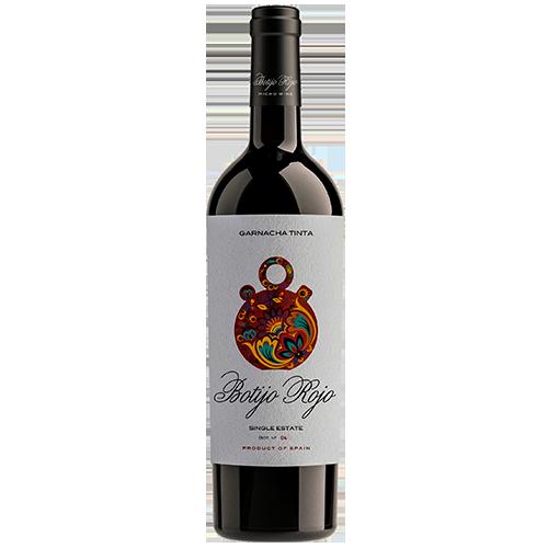 botijo-rojo-garnacha-frontonio-the-garage-wine-DO-Valdejalon-Spain