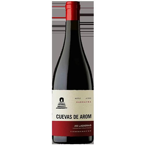 cuevas-de-arom-as-ladieras-garnacha-frontonio-the-garage-wine-DO-Valdejalon-Spain
