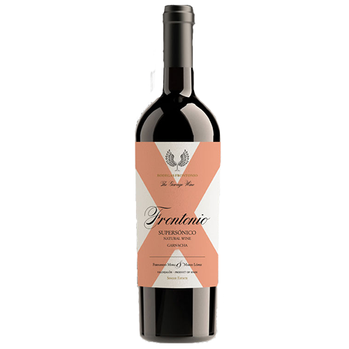 supersonico-garnacha-natural-wine-frontonio-the-garage-wine-DO-Valdejalon-Spain